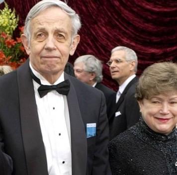 Нобелевский лауреат Джон Нэш погиб вместе ссупругой вавтокатастрофе