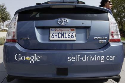 Робомобиль Google