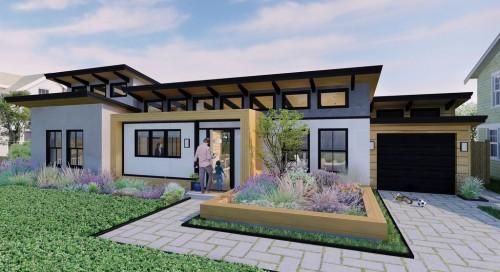 Проект доступного дома