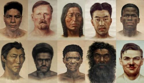 Люди различных рас