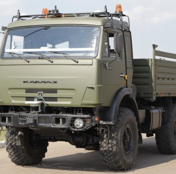 Российский беспилотный грузовик прошёл первые испытания