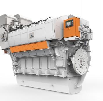 Самый эффективный вмире четырёхтактный дизельный двигатель