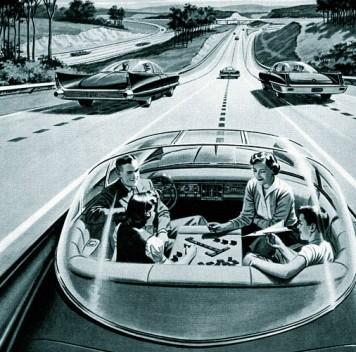 Автономные автомобили: последний взгляд назад