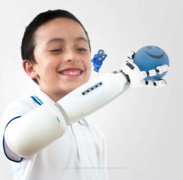 Лего-протезы для детей