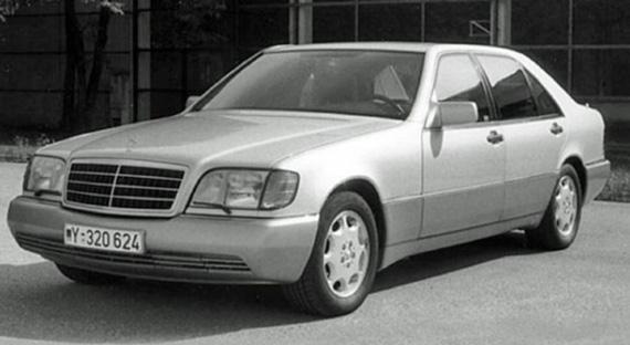 Mercedes-Benz 500SEL