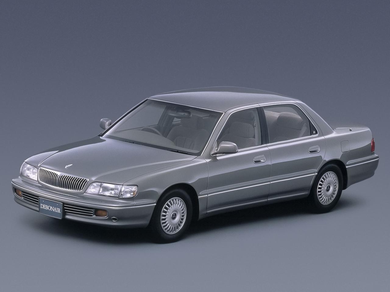 Mitsubishi Debonair 1992 года