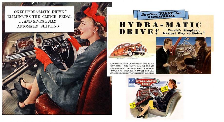 Hydra-Matic Drive