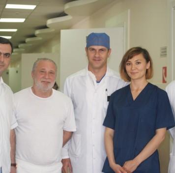 В Ростове-на-Дону пациенту сэректильной дисфункцией установлен протез