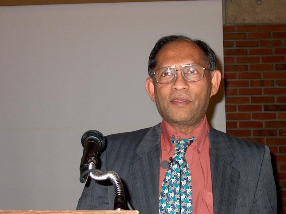 Чандра Викрамасингх