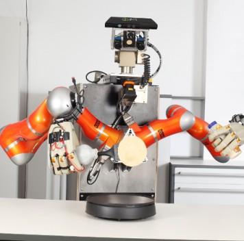 Робот учится готовить блинчики