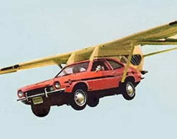 Разрабатываемый вРоссии автомобиль-квадрокоптер поднимется внебо