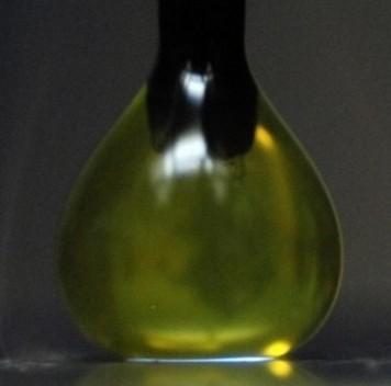 Левитация капли жидкости над холодной плазмой