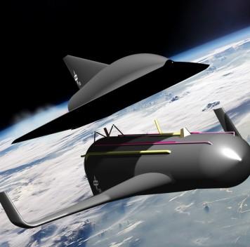 Пробные полёты суборбитального гиперзвукового самолёта