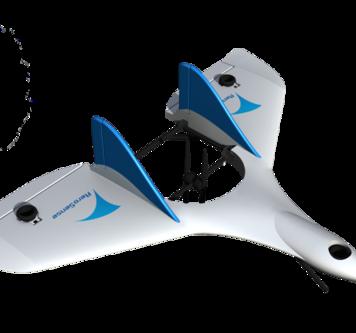 Скоростной дрон-доставщик