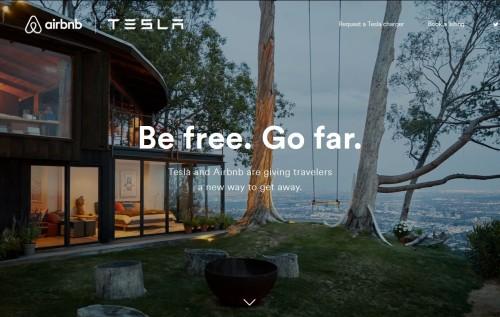 Tesla & Airbnb