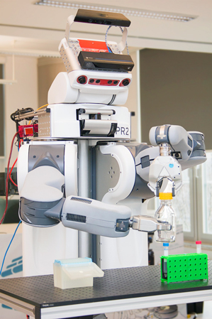 PR2 Робот