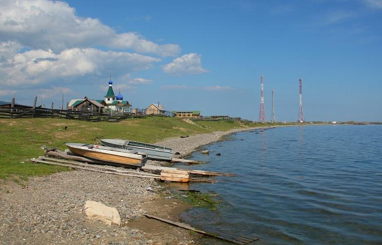 Маловодность привела кпроблемам вработе водозаборов внижнем бьефе Иркутского гидроузла— вгородах Ангарск, Усолье-Сибирское, Черемхово.