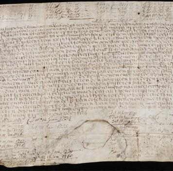Голландский водный совет платит проценты по облигации 1648 года