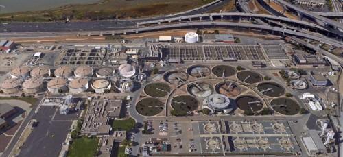 Водоочистные сооружения вКалифорнии