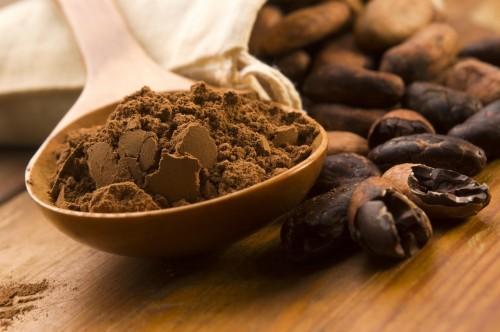 Зёрна какао икакао-порошок