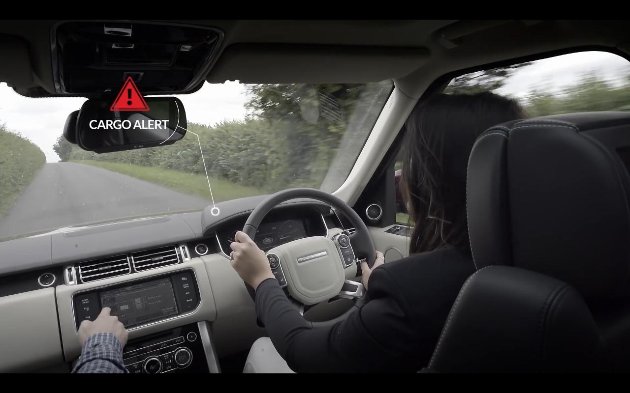 Предупреждение для водителя