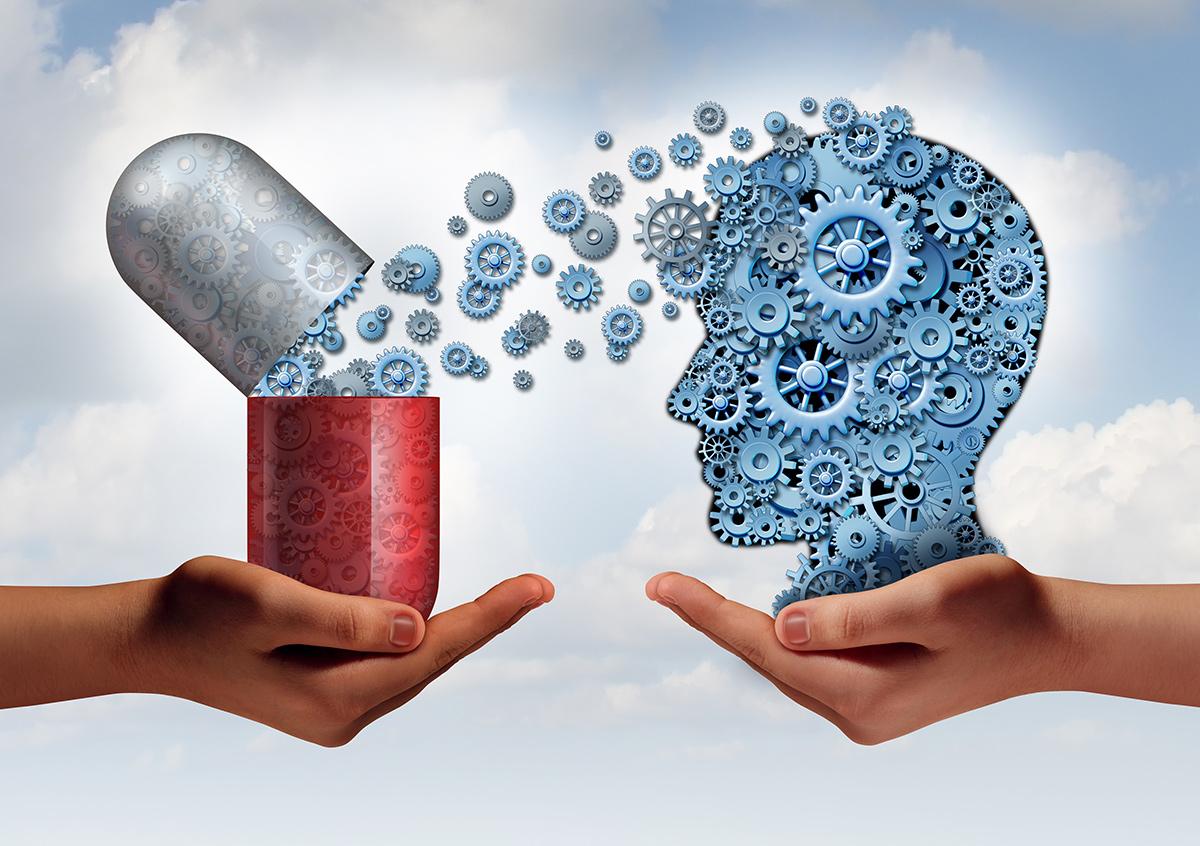 Таблетка, которая настроит мозг наилучшим образом, раскроет его дремлющий потенциал исделает нас умнее,— это ли немечта?