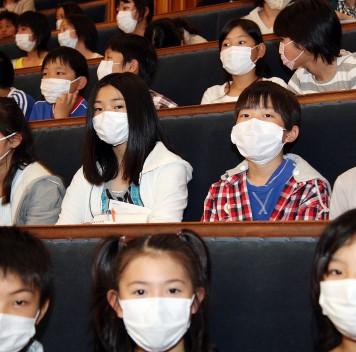 Япония в2018 году выпустит нарынок быстродействующее средство против гриппа