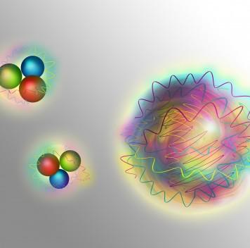 Австрийские физики полагают, что нашли глюоний