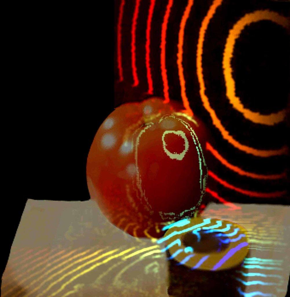 Камера, созданная вМассачусетском технологическом институте, снимает движение частиц света.