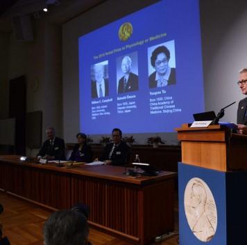 За борьбу спаразитами: Нобелевская премия по медицине 2015 года