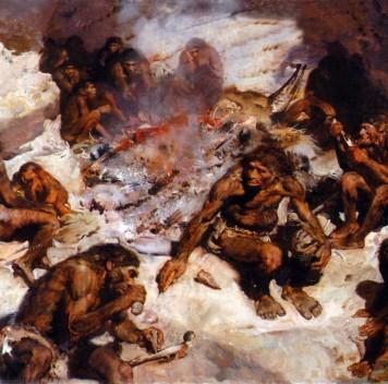 «Диета каменного века»: рекламный миф иисторическая реальность