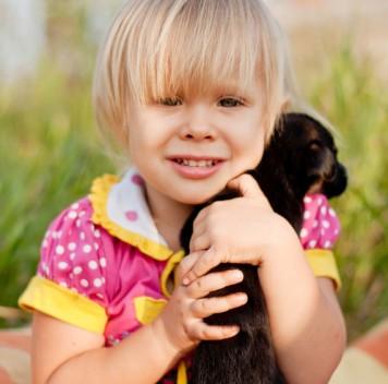 Собака вдоме снижает вероятность развития астмы удетей