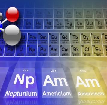 Открыто сразу пять новых изотопов тяжёлых элементов