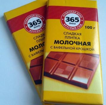 Россия может столкнуться сдефицитом отечественного шоколада