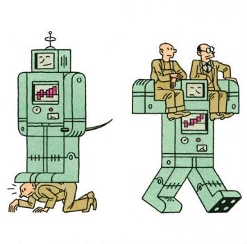 Роботы иИИ: утопия или антиутопия? Часть II
