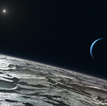 Суперионный лёд изагадки Урана иНептуна
