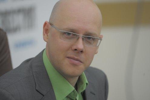 Член Совета Федерации Антон Беляков
