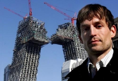Архитектор Ole Scheeren