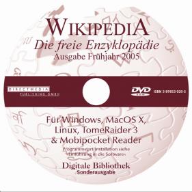 Wikipedia 2005 Label DVD