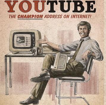 Начал работу YouTube