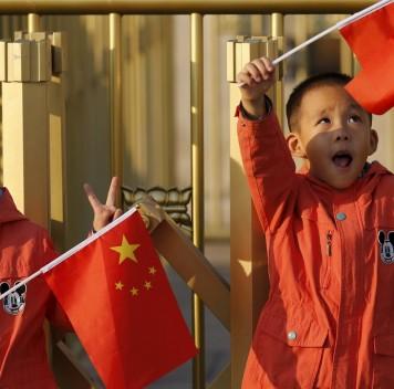 В Китае снового года официально разрешено иметь двух детей всемье