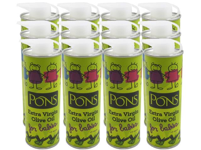 Оливковое масло Pons— «для младенцев»