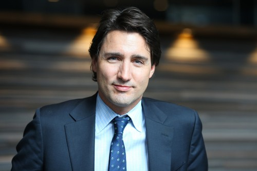 Джастин Трюдо, ставший 4 ноября премьер-министром Канады, выступает за легализацию марихуаны с2013 года