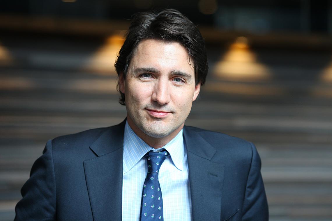 Джастин Трюдо, ставший 4 ноября премьер-министром Канады, выступает за легализацию марихуаны с2013 года.