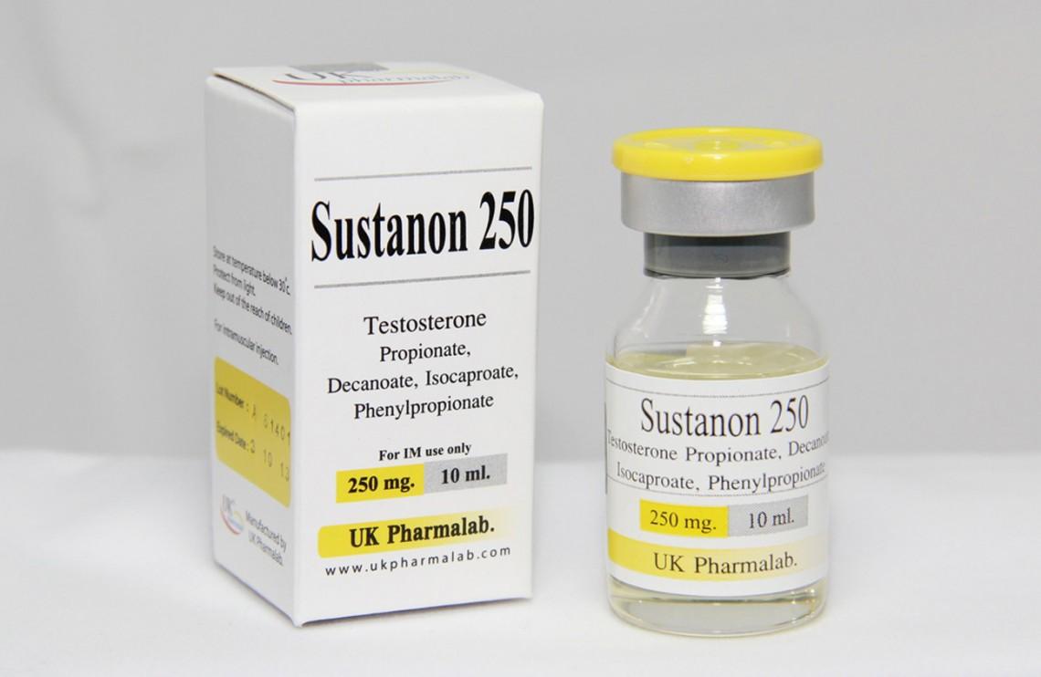 Препарат тестостерона «Сустанон»