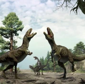 Динозавры вели себя по-птичьи