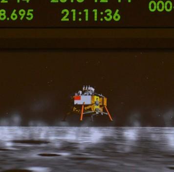 Китай осуществит посадку наобратную сторону Луны