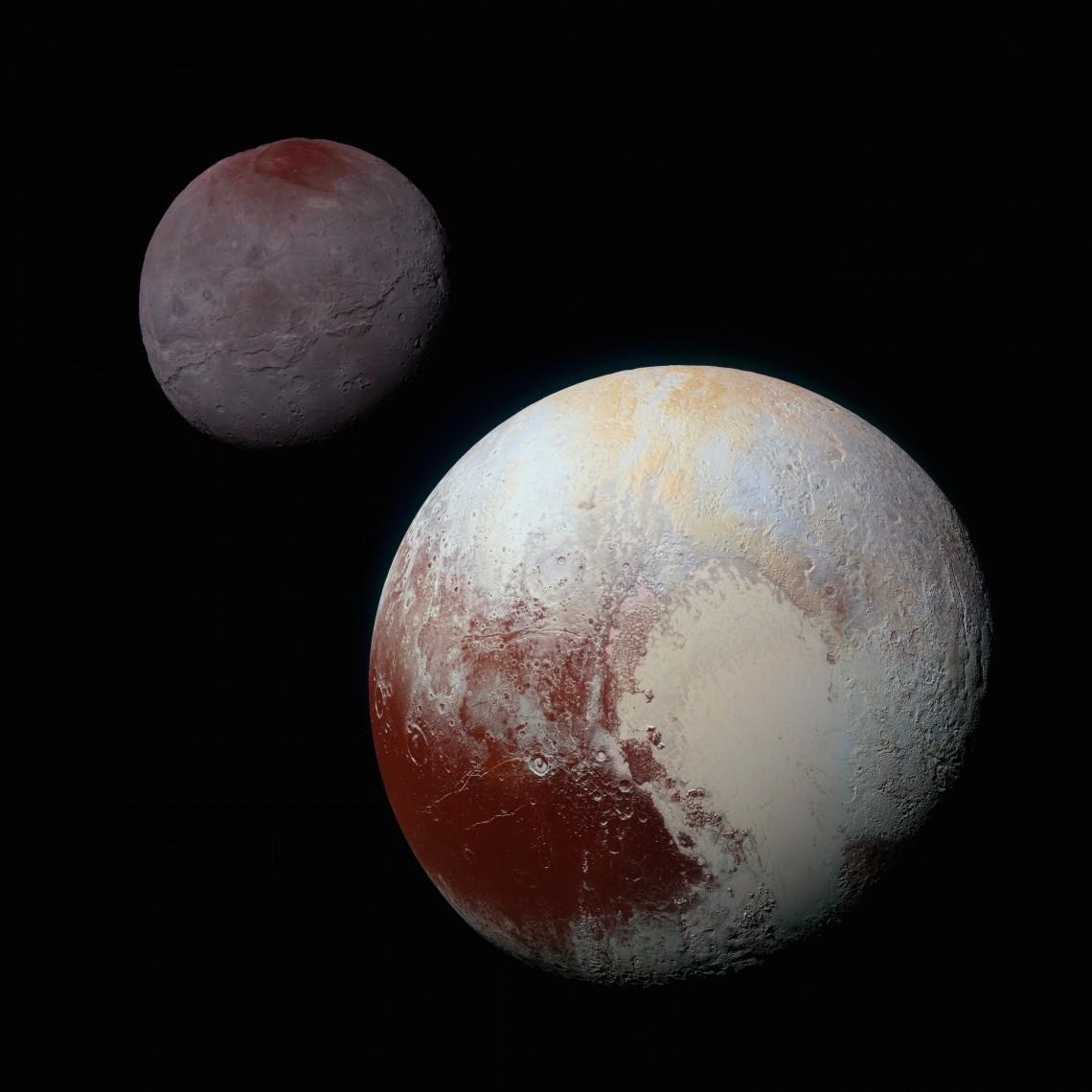 Плутон иХарон