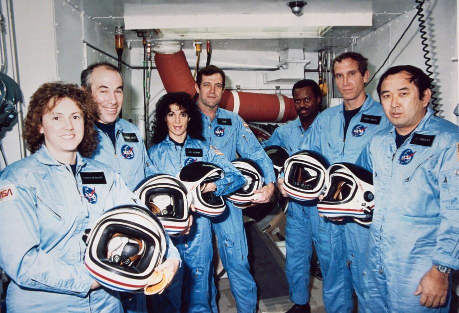 Экипаж STS-51L