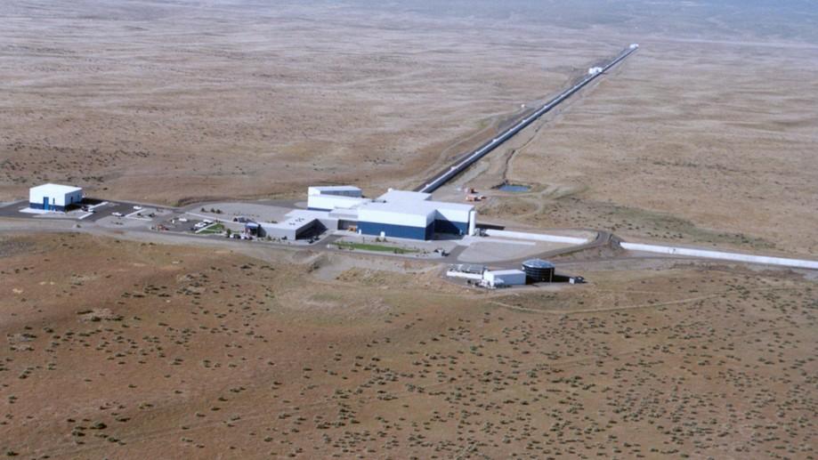LIGO вХэнфорде